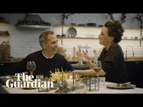 Yotam Ottolenghi's Christmas dinner with Grace Dent