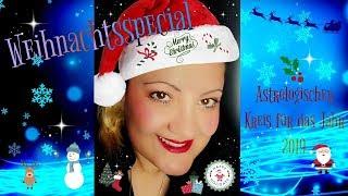 SENS T VA UN VERSE® Weihnachtsspecial 2018  Astrologischer Kreis Für Das Jahr 2019 ♥