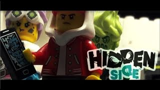 Lego Hidden Side(Stop-Motion)