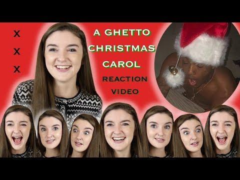 XXXTENTACION  A GHETTO CHRISTMAS CAROL REACTION