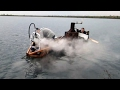Man Builds Steam Boat From Scrap Metal And Wood