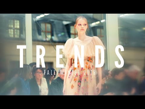 TOP 10 FALL/WINTER TRENDS 2019-2020. http://bit.ly/2GPkyb3