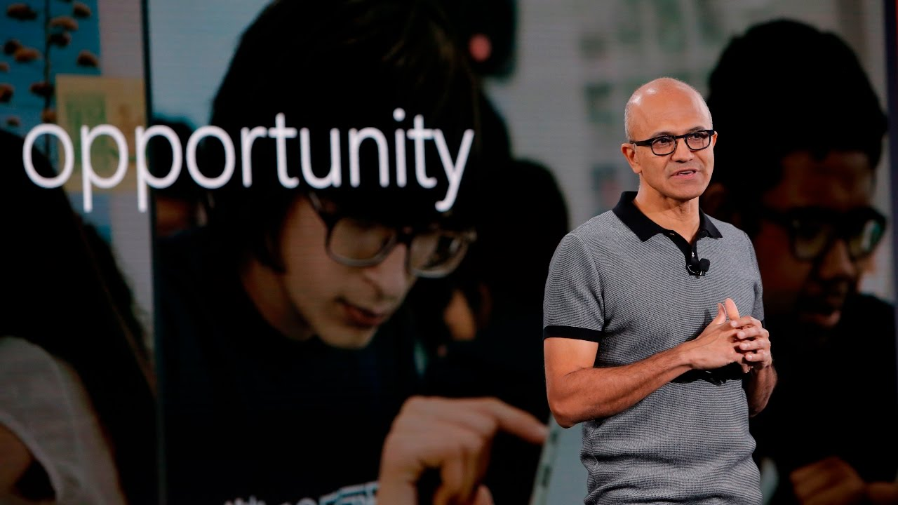 Microsoft unveils Azure Orbital, competing with Amazon to connect ...