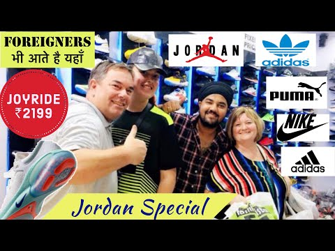 First Copy Shoes In Delhi | Nike Joyride Rs2199 | Jordan Special Collection | Fashionista Shoes