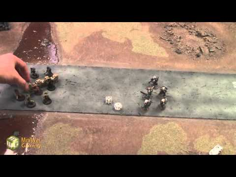 How to Play Warhammer 40k 6th Edition Ep 7: Morale