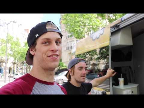 Renting A Camper Bus In Paris France