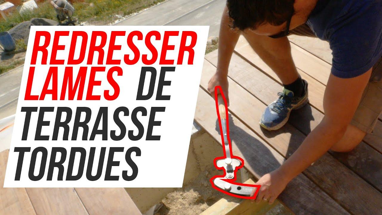 Kit De Pose De Terrasse Bois Réf 6988000