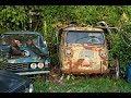 Tragico giardino .... davanti alla furgonata Fiat Multipla .... onore a Renzo