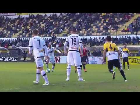 Criciúma 2 x 2 Tupi-MG - GOLS - Campeonato Brasileiro Série B - 18/06/2016