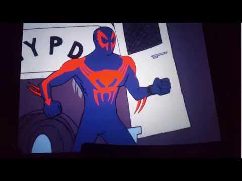 SPIDER-MAN: Un Nuevo Universo (Escena Post Creditos) | España