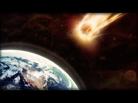 Comets Coming Into Earths Orbit