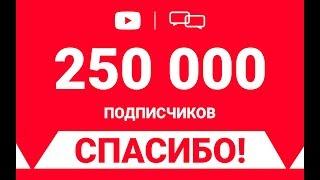 250 000 подписчиков. СПАСИБО! Задай вопрос Mobiltelefon.ru!