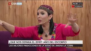 ¿Qué nos depara el 2018?: las predicciones de Jimena La Torre