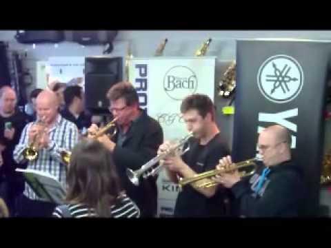 Wayne Bergeron at Prozone Music Trumpetfest 2012 - Rocky