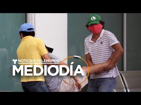 Desesperación entre ecuatorianos debido al coronavirus   Noticias Telemundo