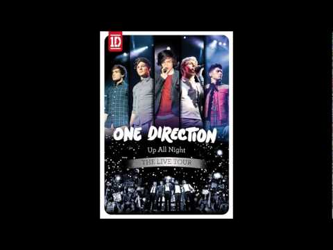 Use Somebody - One Direction (Up All Night Live DVD) audio