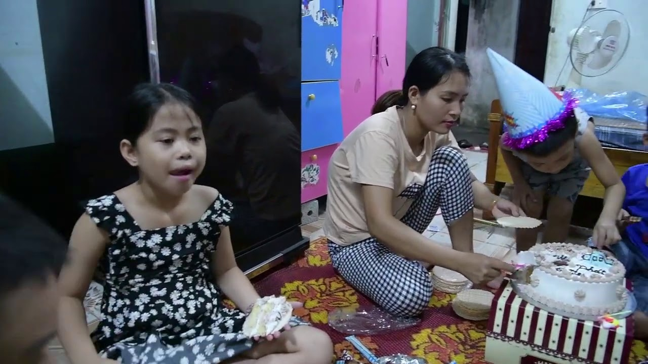 Sinh nhật Phát Phát Tv tròn 5 tuổi