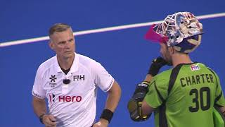Australia v Belgium | Match 4 | Men's FIH Hockey Pro League Highlights
