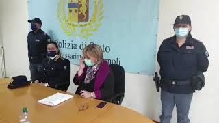 Aggressione all'autolavaggio, la conferenza stampa sugli arresti