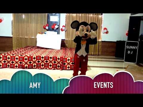 Mickey Mouse Mascot For Hire In Borivali, Mumbai   Amy Events