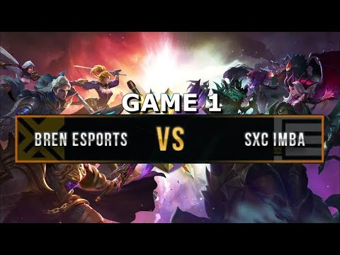BREN vs IMBA - GAME 1 - MPL SEASON 2 - MOBILE LEGENDS - 2000 DIAMONDS GIVEAWAY