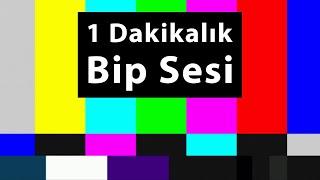 1 Dakikalık Bip Sesi, Sansür Sesi, Bozuk Ekran Sesi, Tv Efekti