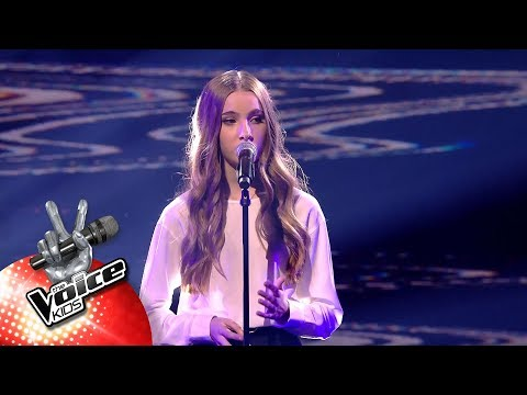 Jade - 'Sober' | Halve Finale | The Voice Kids | VTM
