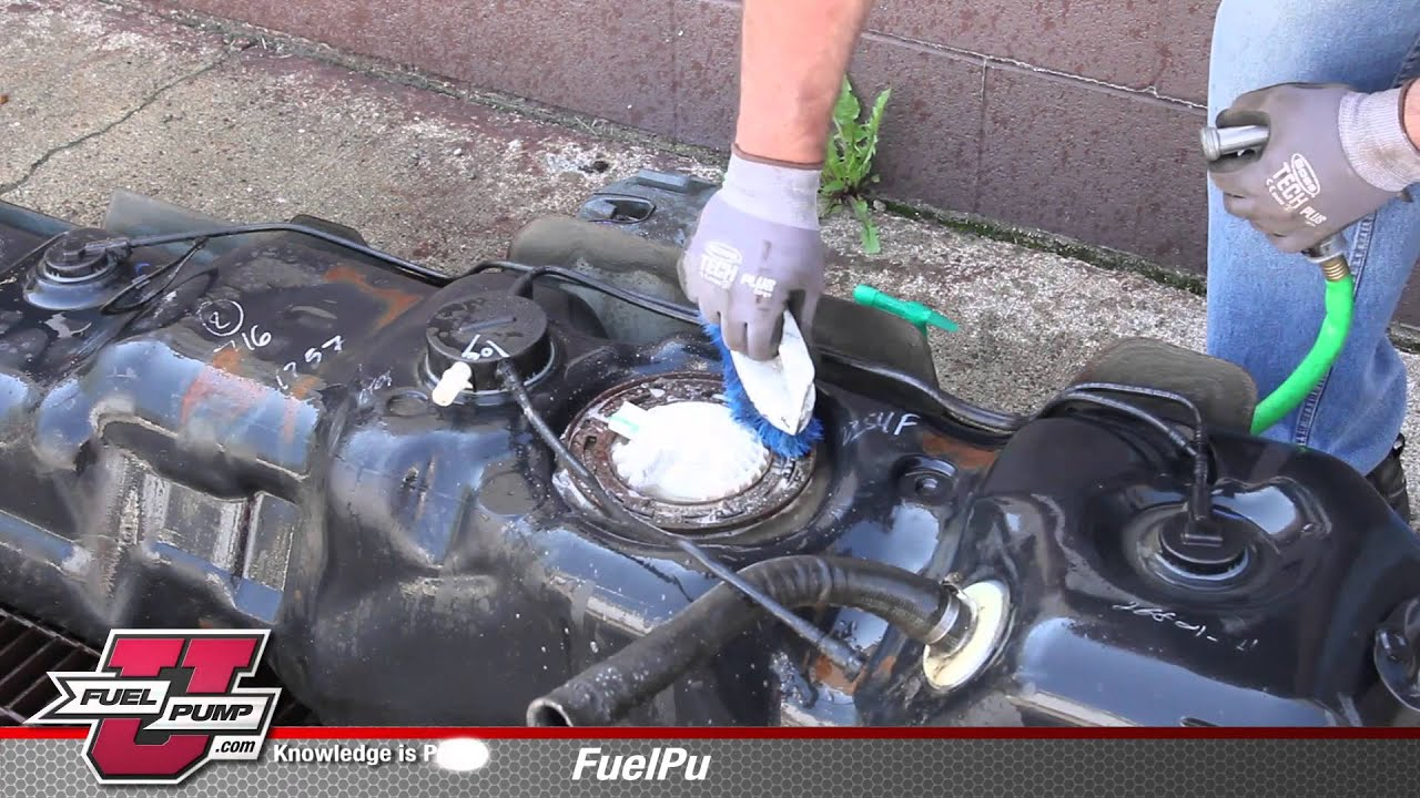small resolution of how to install fuel pump assembly e7182m in a 2004 2009 dodge ram 1500 youtube