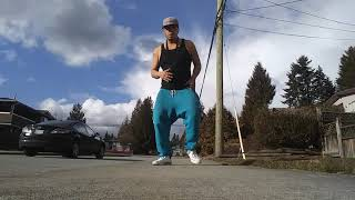 Iann Dior - emotions .. Mark Dimawala freestyle street dance..