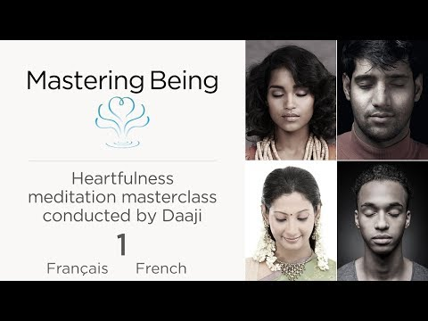 Free Online Meditation Masterclasses| French| 1st January 2018