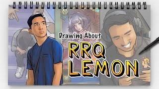 RRQ LEMON - DRAWING ABOUT