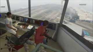 In Den Control Tower Der Militärbasis Kommen / Glitchen - Nach Patch 1.27 - GTA 5 Online
