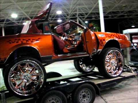 2010 Orlando Florida Classic Vert Buick Regal on 32s Asantis