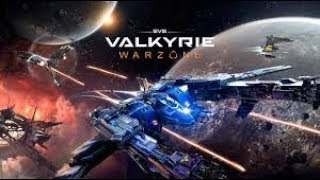 Eve Valkyrie Warzone Update Gameplay VR | HTC Vive