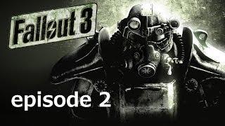 Fallout 3 - épisode 2 : Mégaton   [PC] Walkthrough HD