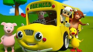 Canciones infantiles para niños   Dibujos animados para niños   Videos y canciones para bebés.