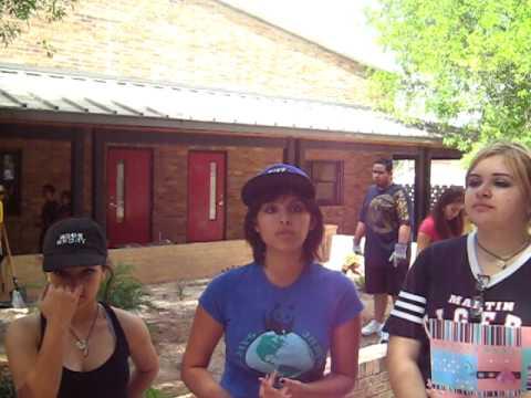 Martin HS Global Health Club Laredo, TX