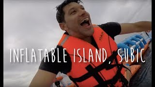 INSANE INFLATABLE ISLAND!!! (Biggest in Asia)