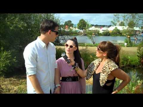 Alpines Interview with Amazing Radio's Georgie Rogers (Secret Garden Party)