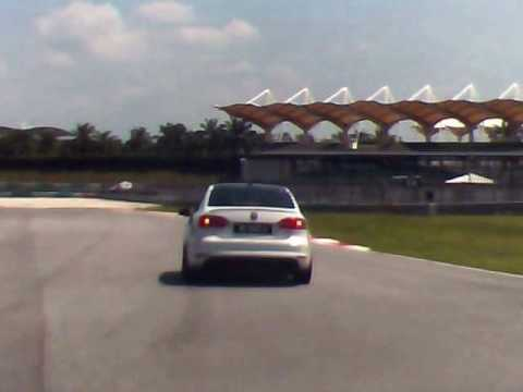 Volkswagen Owner Club Malaysia Trackday 2017 - Jetta 2