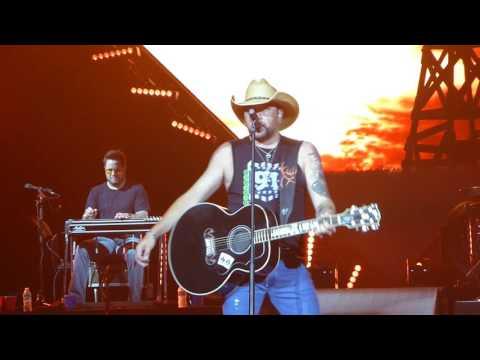 """Jason Aldean """"Amarillo Sky"""" Live @ BB&T Pavilion"""