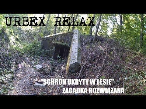 'Schron ukryty w lesie' - rozwiązanie zagadki - Urbex Relax