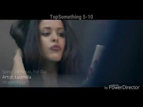 Top 5 Singers of Brazil - 2016