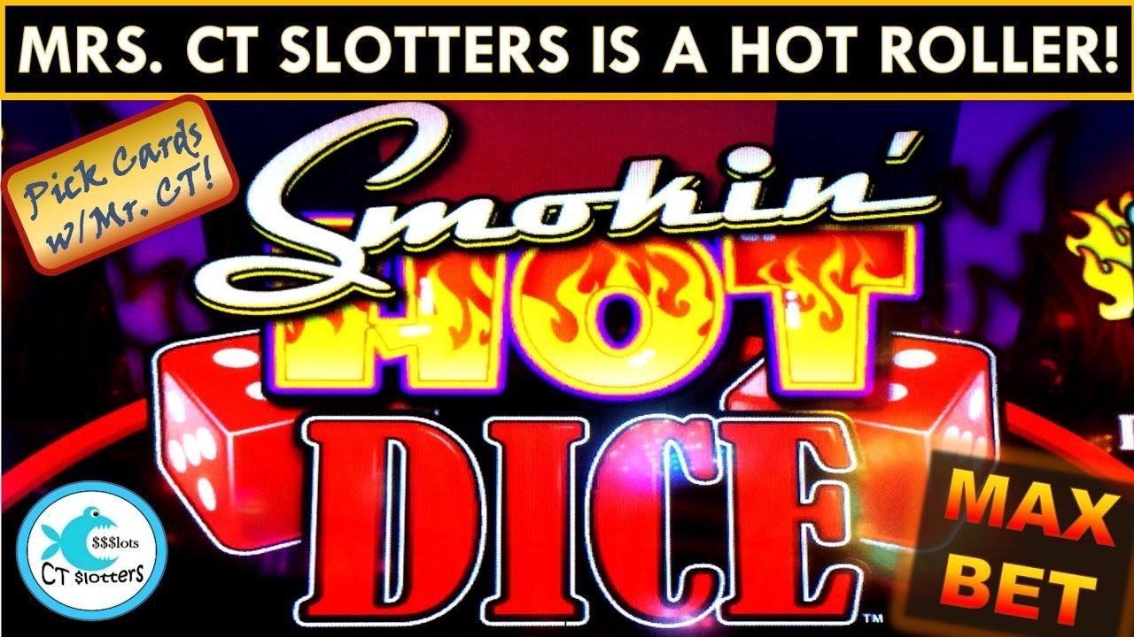 Hot Dice Slot Machine