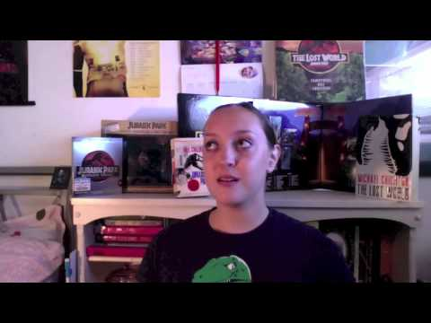 Jurassic Park/The Lost World Book + Film Reviews