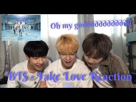 BTS (방탄소년단) - FAKE LOVE MV REACTION Eng Sub [PODTV Second episode]
