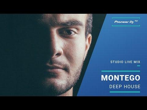 Montego /Deep House/ @ Pioneer DJ TV | Moscow
