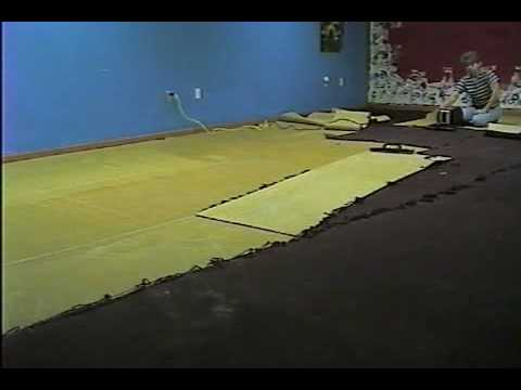 The Carpet Claw Jobsite Video Youtube