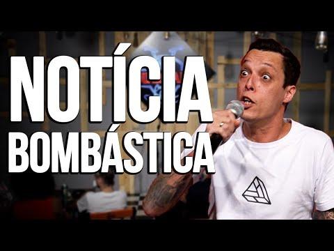 CONDOMÍNIO DE RICO PT2, ELES ASSISTIRAM! - NIL AGRA - STAND UP COMEDY