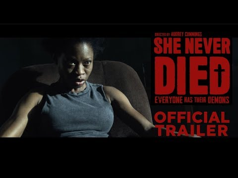 She Never Died - Official Trailer